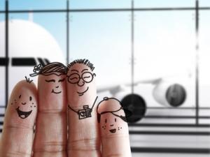 חופשה משפחתית וניהול פרויקטיים