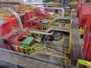 פרויקט הקמת מפעל RDF