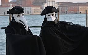 מסיכות בונציה