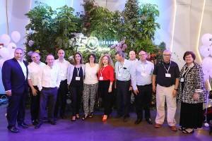 חברי הנהלת PMI ישראל- צילום: אנשים ומחשבים